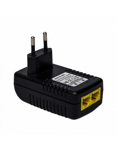 POE Инжектор 48V-0.5A Green Vision