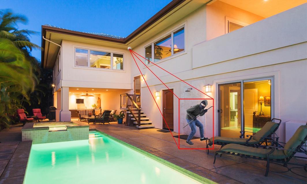 В поиске умного и доступного видеонаблюдения для частного дома…